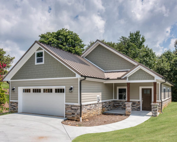 Southern Craftsman Home