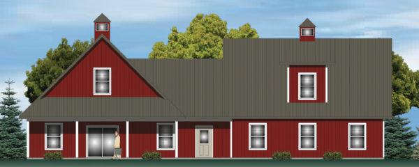 Zero Energy Barn Home 101
