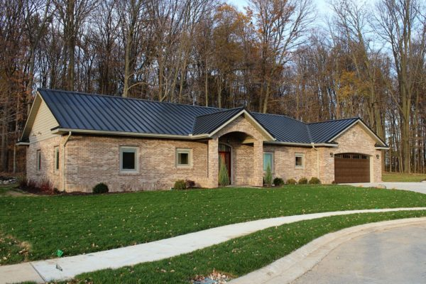Zero Energy Home in South Bend Indiana